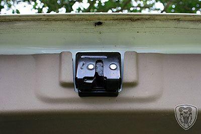 車床 (車頂帳) 露營小工具 - 車身穩定器 + 車窗紗網 + 尾門支撐桿