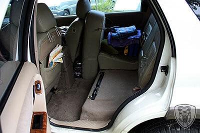 ESCAPE 休旅車簡易車床使用分享
