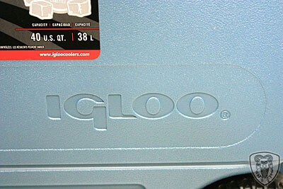 Igloo MaxCold 40 Roller 五日鮮冰桶