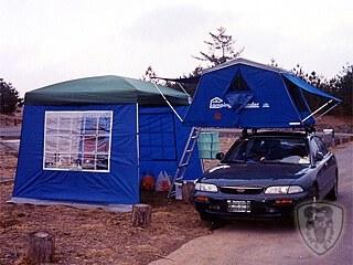 Camping Pathfinder 旅居者車頂帳 (首篇)