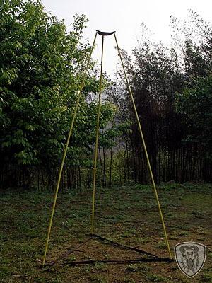 E-Z Firefly Lantern Stand 營燈柱 (營燈架)