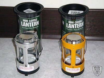 UCO Mini Candle Lantern 蠟燭營燈