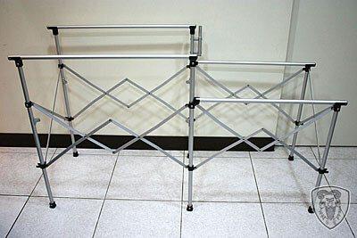 RIO CK500CB 戶外廚房 (手提式料理桌)