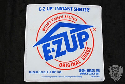 E-Z UP Dome II 快速帳 (27 秒帳)