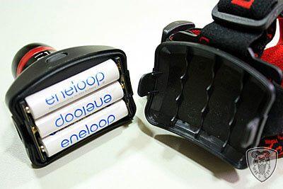 Lichao LC-009 LED Headlamp 頭燈