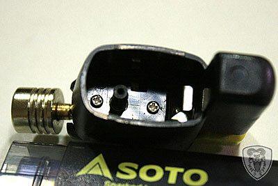 SOTO Pocket Torch 小型噴火槍 (點火器)