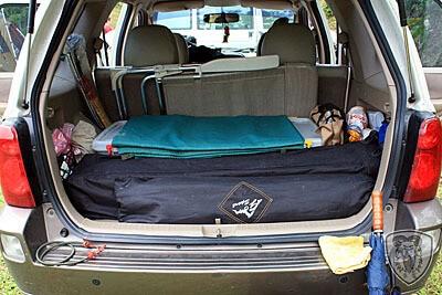 朱雀聊露營 - 露營裝備的收納與選擇