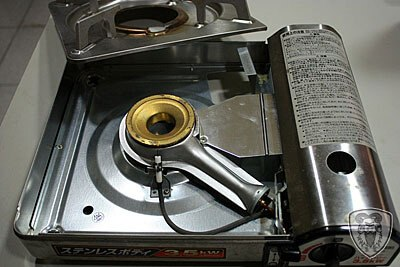 ZOJIRUSHI GL-CA35-XA 象印卡式瓦斯爐