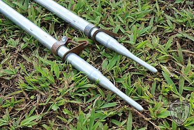 UNRV 環球分段式鋁合金伸縮營柱