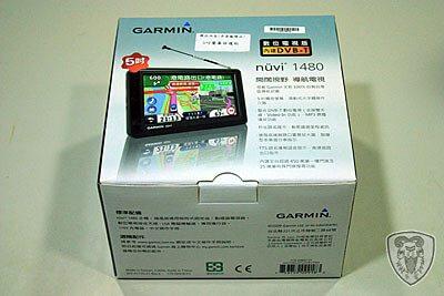 GARMIN nuvi 1480 GPS 車用衛星導航機