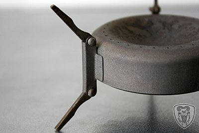 VARGO Triad Alcohol Stove 酒精爐 (含 Esbit 固體燃料)
