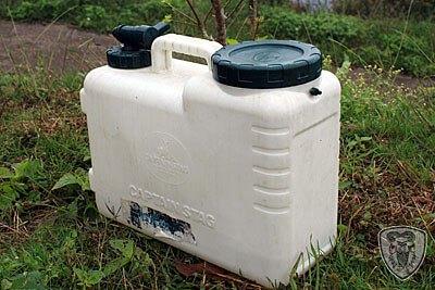 CAPTAIN STAG 鹿牌 10L 水箱 (含水箱專用架分享)