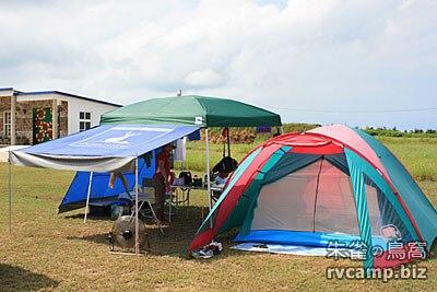朱雀聊露營 - RV 露營的基本裝備