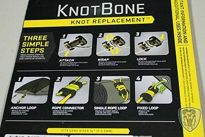 Nite Ize KnotBone 營繩扣 (繫繩鈕扣)