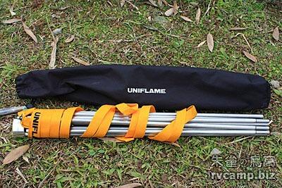 UNIFLAME 營燈架 (コンパクト ランタンスタンド)