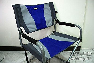 GCI Highlander 高地人戶外休閒椅 (導演椅)