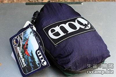 ENO Double Nest Hammock 雙人吊床組 (含專用配件)