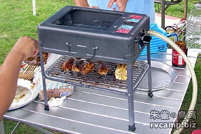 Iwatani 岩谷 CB-P-AM2 網燒烤盤 (含 2.7kW 卡式瓦斯爐)