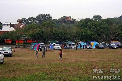 朱雀聊露營 - 露營活動的參與