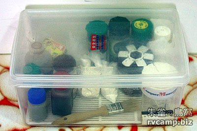 露營小工具 - 調味料瓶瓶罐罐篇 (調味料容器)