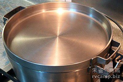 荷蘭鍋料理 - 鮮蝦粉絲煲 (SOTO 不鏽鋼荷蘭鍋)