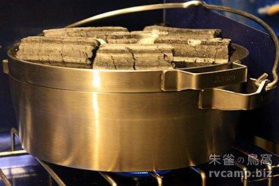 荷蘭鍋料理 - 烤蛋塔 (SOTO 不鏽鋼荷蘭鍋)