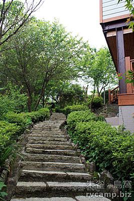 苗栗南庄鹿場 850 庭園 @定點露營