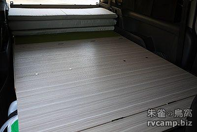 VW 福斯 CADDY 2.0 Maxi 4motion 車旅露營用床組改良版