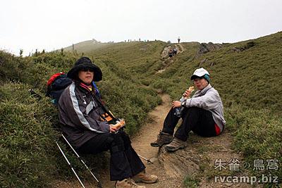 南投仁愛小溪營地 @101 年合歡山野營之旅 (2-2)