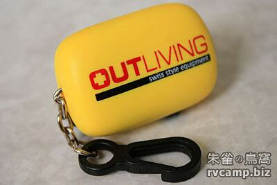 Outliving 手轉發電式 LED 迷你手電筒 (照明燈)