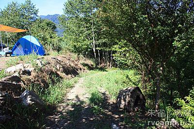 新竹尖石司馬庫斯舊部落營地 @定點露營