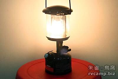 Coleman 3022 汽化燈逆止閥拆解 + G2A 油管更換測試