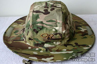OR Multicam Seattle Sombrero 防水圓盤帽 (GORE-TEX 迷彩)