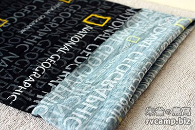 BUFF Original 魔術頭巾 (NG LOGO 2 國家地理頻道系列)