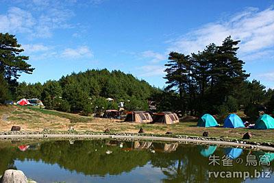 台中和平福壽山農場 @定點露營