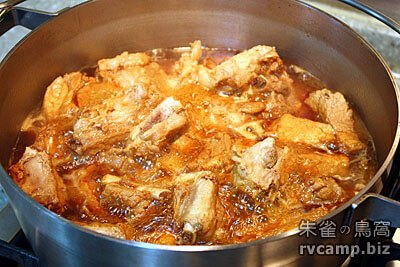 荷蘭鍋料理 - 糖醋豬肋排 (SOTO 不鏽鋼荷蘭鍋)
