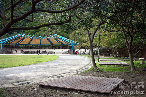 台北市北投貴子坑露營場 @營地探勘