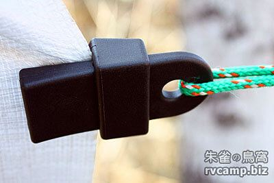 露營小工具 - 帆布夾 + 營柱球 + 強力小鋼夾