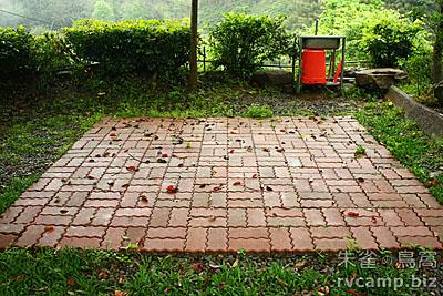 新竹尖石油羅溪森林花園 @營地探勘