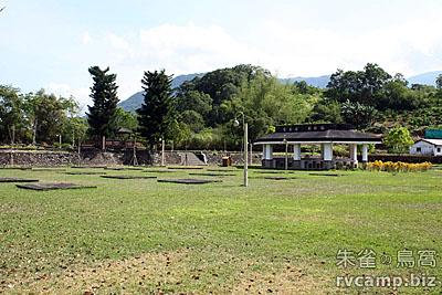 花蓮富里羅山有機生態教育園區 @營地探勘