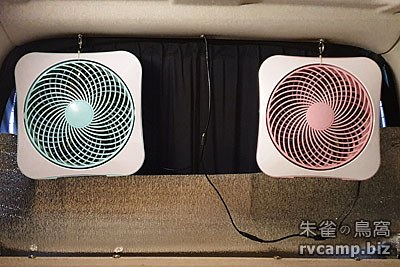 車露 (車宿) 裝備 DC12V 電源線路規劃整理 (VW CADDY 車旅)