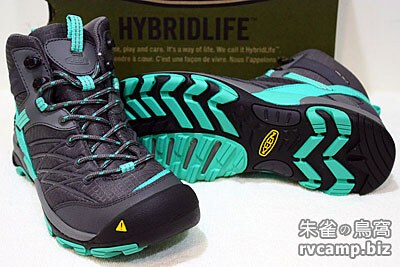 KEEN Trailhead Marshall Mid WP 登山鞋 (越野健行鞋)