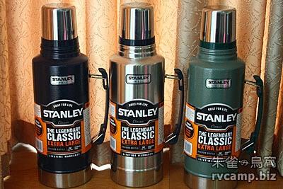 STANLEY 100th Anniversary 2QT 不鏽鋼真空保溫瓶