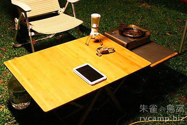 UNIFLAME 不鏽鋼折疊小桌 (焚き火テーブル)