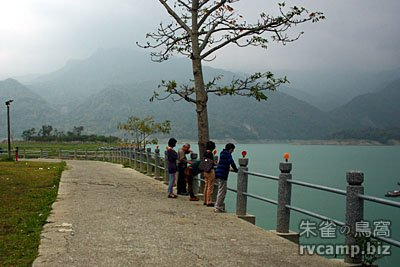 嘉義大埔大埔湖濱公園 @103 年春節移動露營 (5-2)