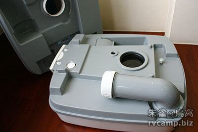 THETFORD Porta Potti QUBE 145 行動馬桶 (PP145)