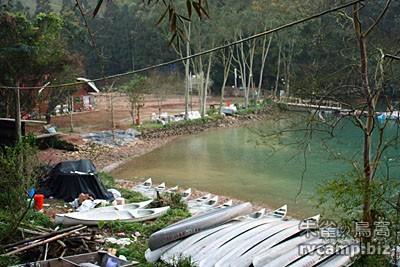 南投魚池日月潭纜車營地 + 聖愛營地 @營地探勘