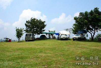 苗栗泰安司馬限 360 度景觀露營區 @定點露營