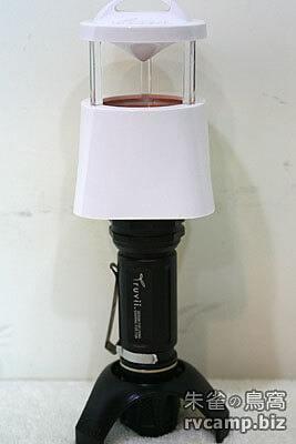 Truvii 驅蚊光罩組 (含 FL32-XML2 LED 手電筒)