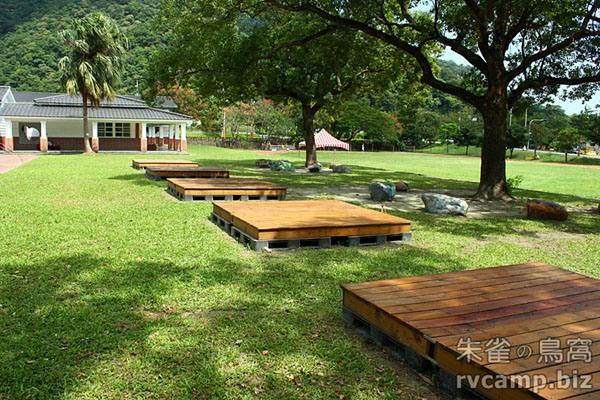 宜蘭縣 106 年暑假期間開放露營學校資訊整理